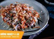 Học làm bánh Nhật – Cách làm bánh xèo Nhật Bản Okonomiyaki ngon đúng chuẩn