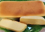 Cách làm bánh bông lan Nhật Bản