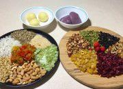 Cách Làm Nhân Bánh Trung Thu Chay  – Vegan Fruit and Nut Mooncake Fillings