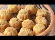Nướng Bánh Bông Lan Truyền Thống Số Một Ở Miền Tây_  Vietnam traditional cake