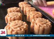 Tự làm bánh trung thu tại nhà: Tiết kiệm, an toàn  VTV24