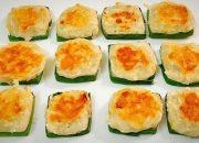 Cách làm Bánh chuối nếp nướng – bằng chảo –