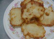 Bánh tai yến – Bánh gạo chiên – ChiChi Nguyễn
