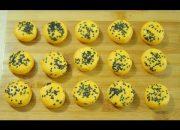 Bánh bí đỏ – Cách làm bánh bí đỏ bột nếp dẻo thơm ai cũng thích