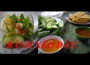 Cách làm bánh xèo ngon tại quán bánh xèo ngon nhất Hà Nội | Học cách làm Bánh Xèo ngon giòn tại nhà