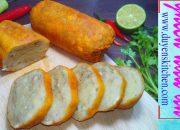 Cách Làm CHẢ QUẾ CHAY Dai Ngon Từ Bột Mì By Duyen's Kitchen | Ghiền Nấu Ăn