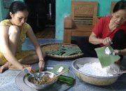 Quy Trình Làm Bánh Lá Răng Bừa Thanh Hóa Ngon Và Dẻo