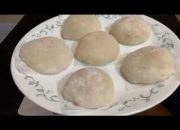 BÁNH BAO CHỈ – Cách làm bánh bao chỉ ngon mềm dẻo quấy bột bằng lò vi sóng nhanh gọn lẹ