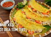 #CookyVN – Cách Làm Bánh Xèo Cốt Dừa Tôm Thịt giòn rụm, thơm ngon, cực đơn giản – Cooky TV