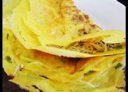 BÁNH XÈO – Bí quyết pha bột đổ được Bánh Xèo giòn – Cách làm Bánh Xèo Chay – Món Chay by Vanh Khuyen