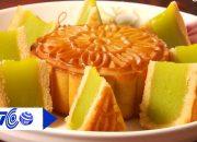 Hướng dẫn làm bánh trung thu trà xanh lá dứa | VTC