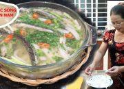 Làm bánh canh bột gao dẻo đơn giản – ngon hết sẩy với cá kèo #namviet