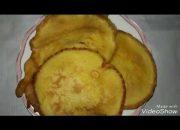 cách làm bánh rán bột mì rất đơn giản mà cực thơm ngon