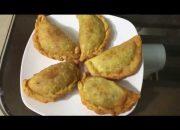 Cách làm Vỏ Và Nhân Bánh Gối giòn thơm theo cách đơn giản nhất