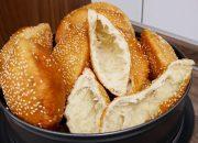 BÁNH TIÊU – Cách Pha Bột Bánh Tiêu Mè, cách chiên BÁNH TIÊU rỗng ruột dễ dàng tại nhà by Vanh Khuyen