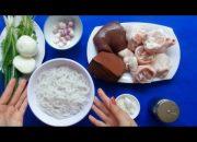 Món Ăn Ngon – BÁNH CANH GIÒ HEO đơn giản ngon hấp dẫn
