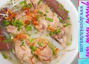 Cách làm SỢI BÁNH CANH BỘT GẠO Vô Cùng Dễ Tại Nhà By Duyen's Kitchen | Ghiền Nấu Ăn