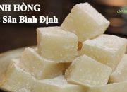 Bếp cô Minh | Tập 26ː Hướng Dẫn Làm Bánh Hồng – Đặc Sản Bình Định