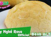 Cách làm Bánh mì bột gạo Việt Nam da cực giòn – da Cọp (Tiger Bread)