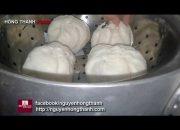 Cách làm Bánh Bao Nhân Thịt tại nhà thơm ngon hơn quán