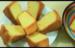 Cách Làm Bánh Bông Lan không cần lò nướng mềm xốp thơm ngon