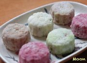 [Moon Mon] Cách làm bánh dẻo lạnh – bánh trung thu – mooncake