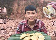 Làm Bánh Chuối Chiên Vàng Giòn Rụm – Đức Hoàng Vlogs