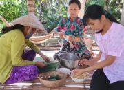 Bánh Ít Bột Lọc Vừa Dẻo Vừa Dai – Em Gái Quê – Bến Tre
