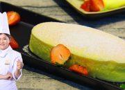 Cách làm Bánh Bông Lan Nhật Bản mềm xốp thơm ngon