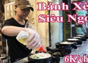 Em gái làm BÁNH XÈO chất như nước cất – Quán Duy Nhất và Khác Biệt Nhất Sài Gòn