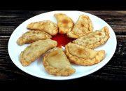 Cách làm Bánh Gối nhân đậu xanh thơm ngon giòn rụm không thể từ chối  của Xanh TV