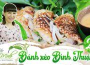 Bếp cô Minh | tập 20: Hướng dẫn cách làm bánh xèo Bình Thuận, vị đậm đà không lẫn vào đâu được