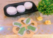 Cách Làm Bánh Trung thu Dẻo nhân cốm thơm mát ngọt ngào