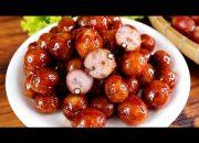 Cách làm LẠP XƯỞNG BI Mai Quế Lộ Thơm Ngon Đẹp Lạ – Món Ăn Ngon