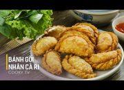 #CookyVN – Cách làm BÁNH GỐI NHÂN CÀ RI ngon lành tuổi thơ biến tấu thành món mới toanh –  Cooky TV