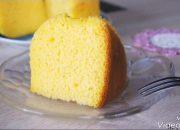 Bánh bông lan không cần bột mỳ – Rice powder cake – Free gluten