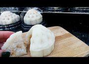 Bánh dẻo nhân sữa dừa – Bánh trung thu