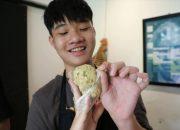 P336 lần đầu thử sức làm bánh Trung Thu 👏👏