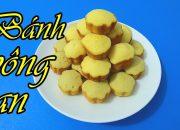 Chia sẻ #07: Làm Bánh Bông Lan ngon phồng xốp và mềm rất đơn giản