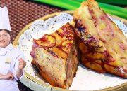 Cách làm Bánh Chuối Nướng thơm ngon đẹp mắt / Bếp Xanh