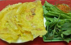 Bánh Xèo Tôm Thịt | Cách làm Bánh Xèo Tôm Thịt | Bí quyết pha bột chiên không bị khét – Video số 65