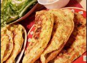 BÁNH XÈO Tôm thịt Bí quyết pha bột bánh xèo thật giòn – Vietnamese Crepes by Tram Nguyen Germany