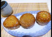 Làm vỏ bánh trung thu bằng mật ong cho người tiểu đường và nhân đậu xanh, sầu riêng, trà xanh