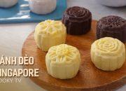 #CookyVN – Cách làm Bánh Dẻo Lạnh Singapore cho Trung Thu – Snow Skin Mooncake – Cooky TV