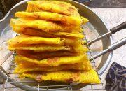 Kì lạ quán làm bánh xèo bằng chảo vênh mo móp méo nhưng cực ngon chỉ 8k/cái tại Sài Gòn – Vi Na TV