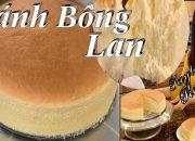 Bánh bông lan mềm nhẹ xốp đẹp ngon trên cả tuyệt vời – Sponge Cake – Taylor Recipes – Cuộc Sống Mỹ