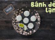Cách làm Bánh dẻo lạnh (How to make Cold Snowskin Mooncake) | Làm bánh dẻo ngon đón trung thu