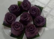TỰ TAY LÀM BÁNH BAO CHAY HOA HỒNG ĐƠN GIẢN ( handmade rose cake ) | DÒNG THỜI GIAN TV