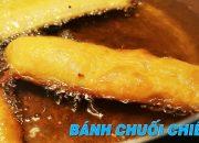 Cách Làm Bánh Chuối Chiên Đơn Giản Nhanh Nhất vẫn Ngon Như Ngoài Hàng – Banana bread