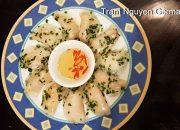 BÁNH BộT LỌC nhân thịt cách trộn bột, nặn bánh bột lọc, bánh dẻo ngon Tram Nguyen Germany